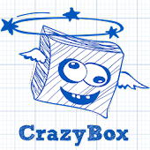CrazyBox-Flying Adventure Game