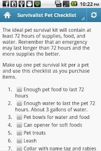 Survivalist Pet- screenshot thumbnail