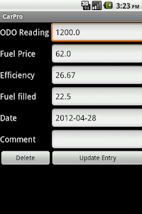 Vehicle Mileage Tracker screenshot 7