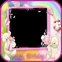 誕生日フォトフレーム icon