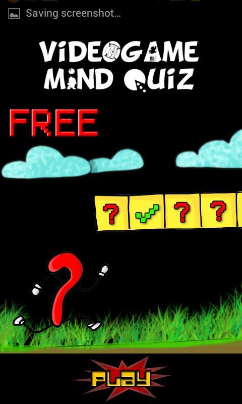 Videogame Mind Quiz Free- screenshot