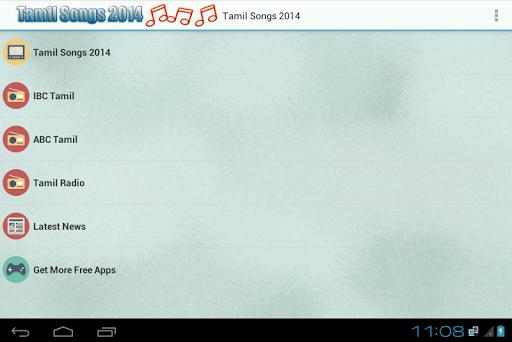 Tamil Songs Radio 2014