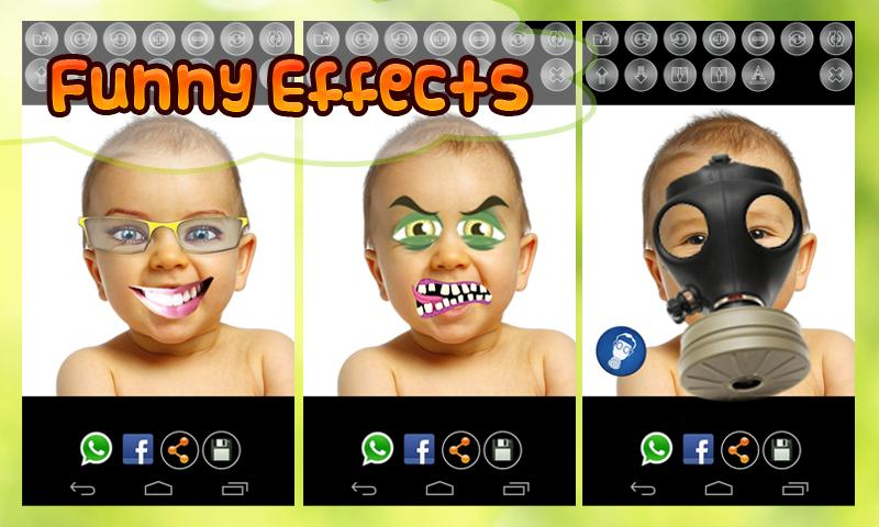 Fun Face Changer: Pro Effects - screenshot