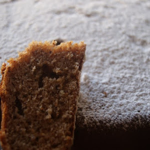 No Flour Cake of Condensed Milk and Walnuts