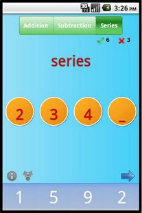 Math Wiz Free - screenshot thumbnail