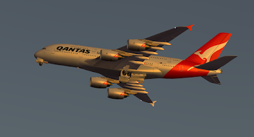 Screenshot of Infinite Flight Simulator