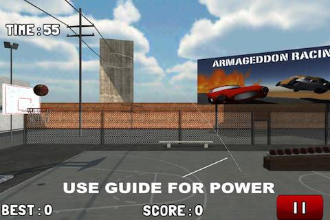 BasketBall Hoops Free 2- screenshot