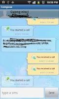 Screenshot of Anti SMS Spam PRO