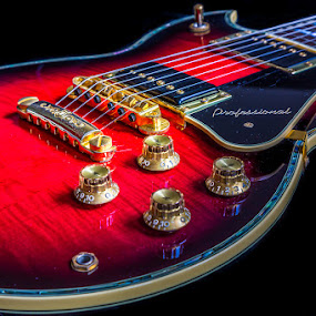 SG3000 by Ennio Pozzetti - Artistic Objects Musical Instruments ( music, body, yamaha, sg3000, still, strings, instrument, guitars, electric guitar )