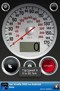 GPS Speed Free- screenshot thumbnail