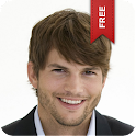 Ashton Kutcher Live Wallpaper logo