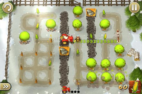 Tractor Trails screenshot #2