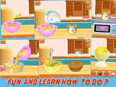 Ice Cream Maker - Kids Games v60.1.1