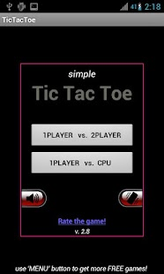 TicTacToe PINK/BLACK - screenshot thumbnail
