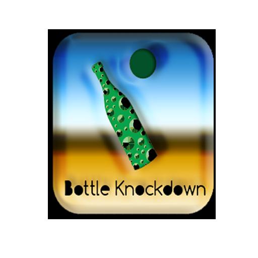 Bottle Knockdown LOGO-APP點子