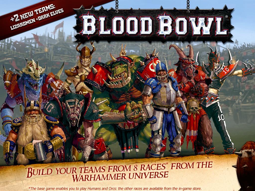 Blood Bowl - screenshot