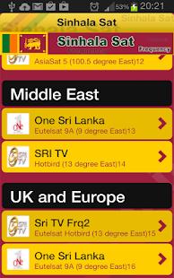 Sinhala Sat