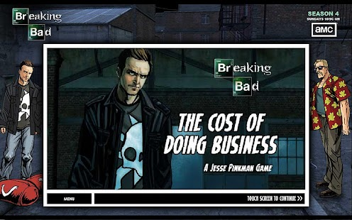 Breaking Bad - The Cost of...- screenshot thumbnail