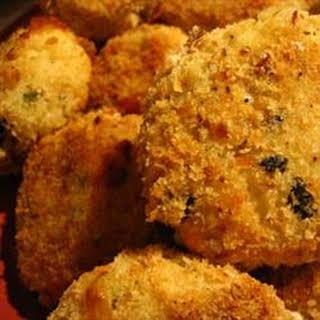 Arangini (Italian Rice Balls).