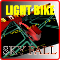 TRON HD - LightBike2 - SkyFall icon