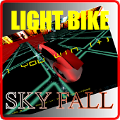 TRON HD - LightBike2 - SkyFall