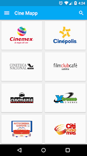 Cine Mapp (Carteleras)- screenshot thumbnail