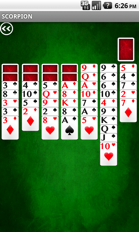 how to win solitaire rule
