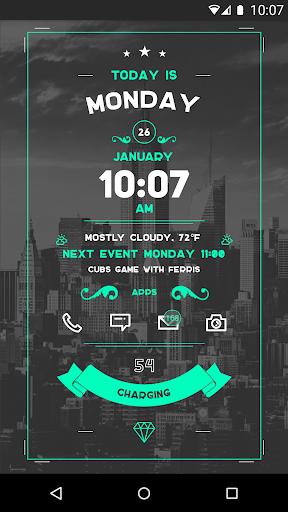 Zooper Widget 2.60 screenshots 2