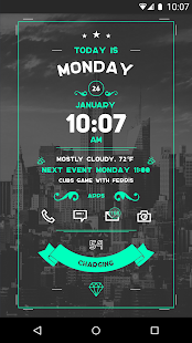 Zooper Widget Screenshot 2