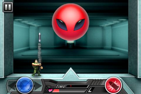 KILL ALL ALIENS - screenshot