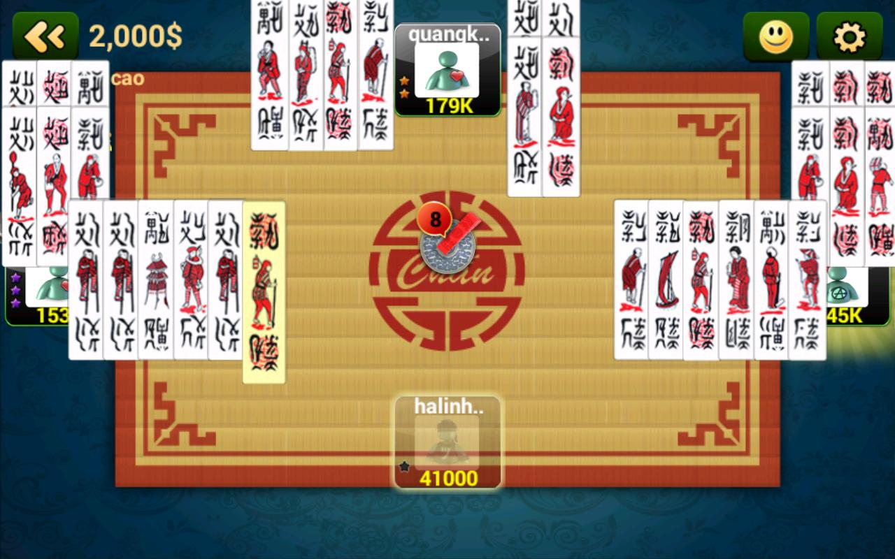 Danh-Bai - Tien Len Mien Nam - screenshot
