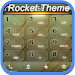 RocketDial Rain Theme Icon
