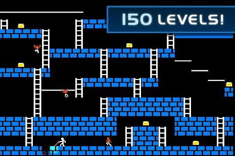 Lode Runner Classic- screenshot thumbnail