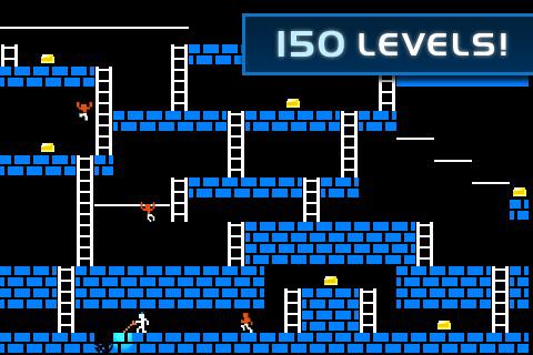 Lode Runner Classic - screenshot