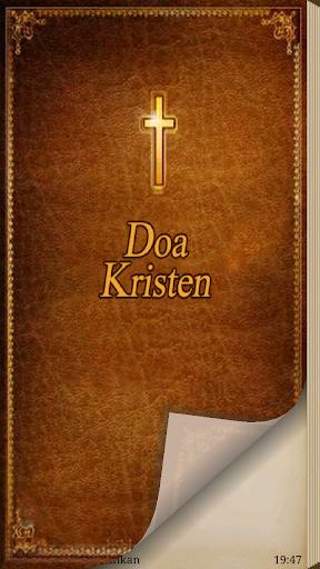 Doa Kristen Doa Katolik