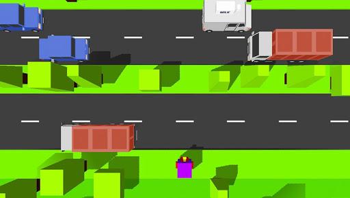 Road Crossing - Newer Ending