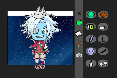 Chibi avatar Screenshot