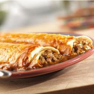 Campbell's Kitchen Easy Beef Enchiladas.