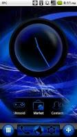 Screenshot of Livid Blue theme for GDE - HD
