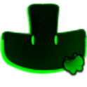 APW Theme DarkWidgetsGreen icon