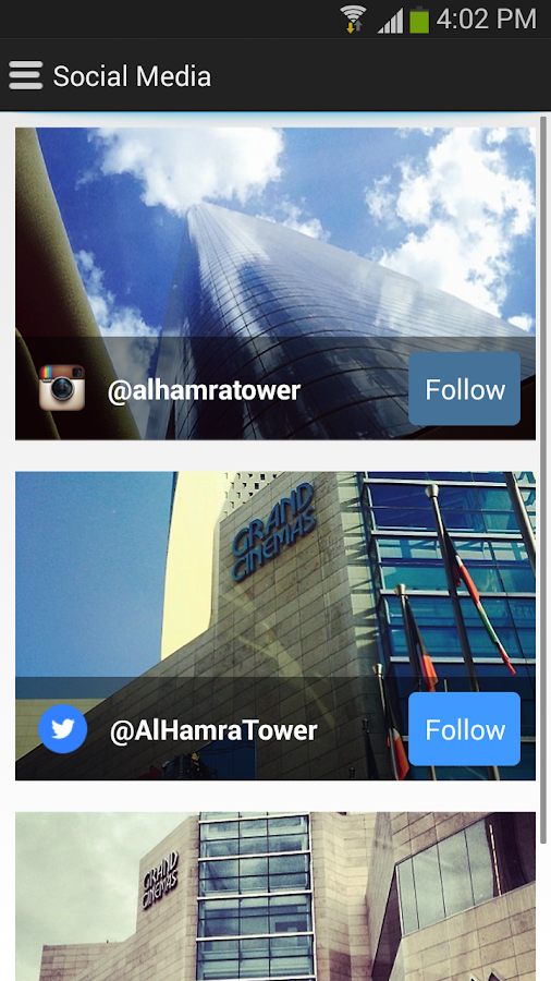 Al Hamra Real Estate Co.- screenshot