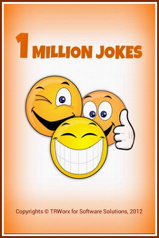 One Million Jokes Trial - screenshot
