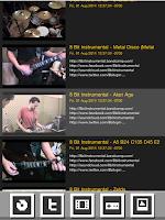 Screenshot of 8 Bit Instrumental