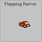 Flapping Parrot