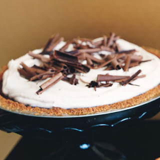 Chocolate Cinnamon Cream Pie