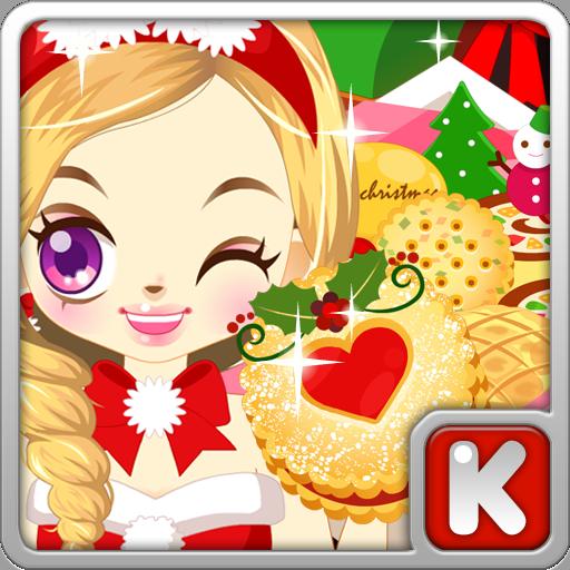 Judy's X-mas Cookie Maker-Cook