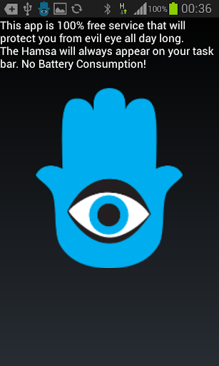 Hamsa Evil Eye Protector
