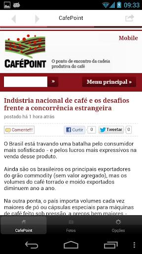【免費新聞App】CaféPoint-APP點子