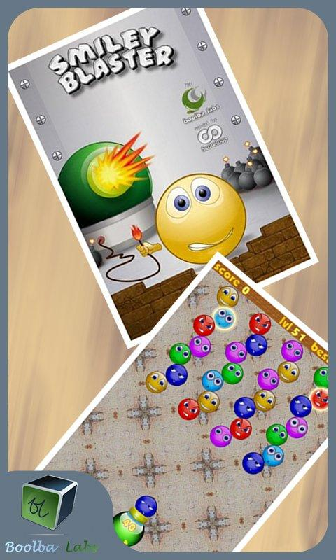 Smiley Blaster Ad Free - screenshot