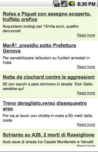 ANSA Liguria